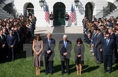 Fusillade de Las Vegas : condoléances au président américain