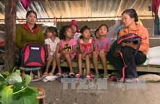 Les minorités ethniques du Nord-Ouest équipées de compétences en réponse aux catastrophes