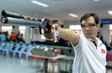 Tir : Hoang Xuan Vinh reste le roi au pistolet à 10m