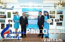 Inauguration de la ligne aérienne Bangkok-Phu Quoc