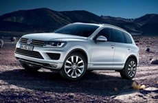 Volkswagen présentera neuf modèles au Vietnam International Motorshow 2017