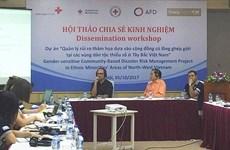 La France soutient le Vietnam dans la gestion des risques de catastrophes naturelles