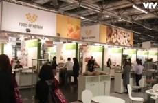 Une vingtaine d'entreprises vietnamiennes à la foire Anuga en Allemagne