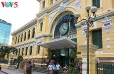 La Poste centrale de Saigon, un patrimoine architectural