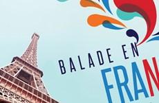 """Bientôt la 8ème édition de """"Balade en France"""" à HCM-Ville"""