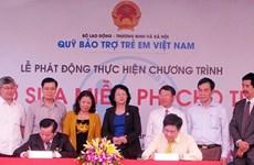 Apporter du lait à 15.000 enfants vietnamiens