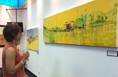 Une exposition d'art «vietnamo-italienne» à Hanoï