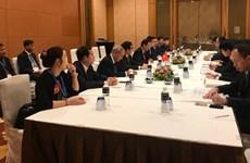 Vietnam-Japon : Accélérer les projets bilatéraux pour la modernisation des transports urbains