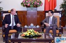 Le Congrès des États-Unis prend en haute estime les relations avec le Vietnam