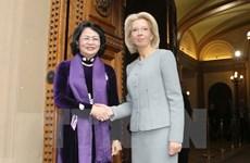 La Lettonie veut intensifier sa coopération tout azimuts avec le Vietnam