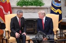 Etats-Unis et Singapour collaboreront dans  la lutte contre la menace nucléaire nord-coréenne