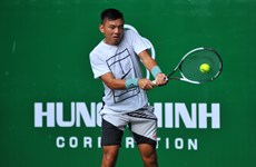 Tournoi international de tennis Hung Thinh Vietnam Open 2017 à Ho Chi Minh-Ville