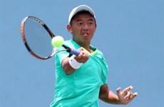 Tennis : Ly Hoàng Nam est éliminé du Vietnam Challenger Open