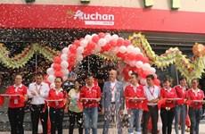 Hô Chi Minh-Ville : ouverture de la première supérette «My Auchan» au Vietnam