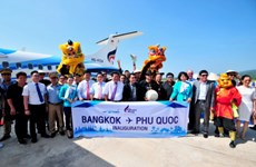 Bangkok Airway exploite la ligne aérienne Bangkok-Phu Quoc