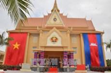 Coopération renforcée entre les armées Vietnam-Cambodge