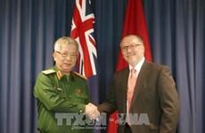 Dialogue sur la politique de défense Vietnam-Australie