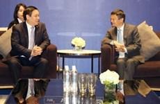 Alibaba s'engage à aider le Vietnam à développer le commerce électronique