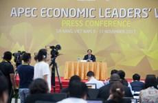 APEC 2017 : la réunion-bilan des hauts officiels de l'APEC (CSOM) courronnée de succès
