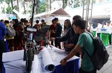 Journée des étudiants créatifs des provinces méridionales