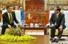 Singapour et Hanoi veulent coopérer dans la gestion intelligente des eaux