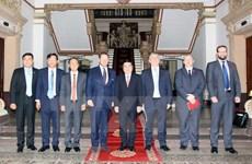 HCM-Ville renforce la coopération avec le Royaume-Uni dans le commerce et la culture