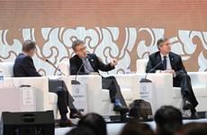 APEC 2017 : discussion de plusieurs questions efficaces pour la communauté des entreprises