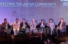 Colloque sur le rôle de direction de l'ASEAN et le nouvel ordre mondial aux Philippines