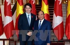 Déclaration Vietnam-Canada sur l'établissement d'un partenariat intégral