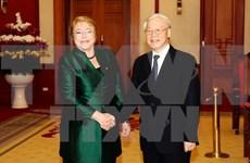Le Vietnam souhaite stimuler les relations de coopération multiforme avec le Chili