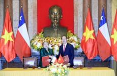 Vietnam-Chili : promouvoir les relations de partenariat intégral