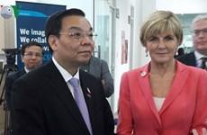 L'Australie aide le Vietnam à accélérer l'innovation