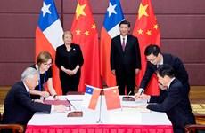 APEC 2017 : La Chine et le Chili modernisent leur accord de libre-échange