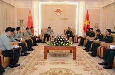 Vietnam – Chine : renforcement de la coopération dans la défense
