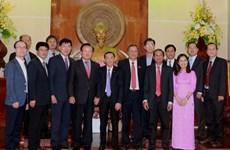 Can Tho promeut une coopération multisectorielle avec Gimcheon (R. de Corée)