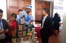 Quelque 500 entreprises participent à la conférence internationale sur la noix de cajou