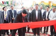 Le Vietnam aide le Cambodge à construire neuf stations de radio et de télévision