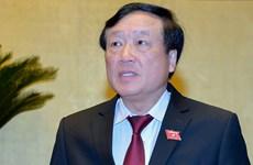 Le président de la Cour populaire suprême répond aux interpellations