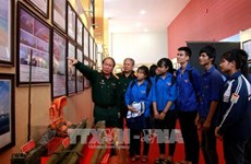 L'exposition sur Hoang Sa et Truong Sa prend ses quartiers à Phu Tho