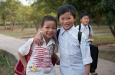 Lancement d'un projet en faveur des enfants vulnérables