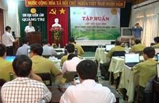Application des technologies dans la gestion et la protection des forêts dans le Centre