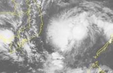 La tempête Kirogi rétrodégradée en dépression tropicale