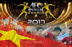 VFF nominée pour le prix annuel de la Confédération asiatique de football