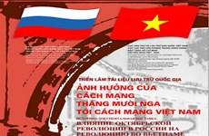 """Expo """"Influence de la Révolution d'Octobre russe sur la Révolution vietnamienne"""""""