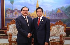 Hanoi et Vientiane veulent renforcer leurs relations