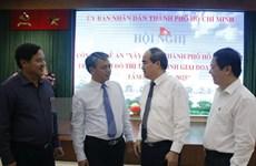 Publication du projet visant à faire de Ho Chi Minh-Ville un centre urbain intelligent