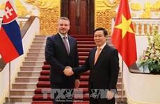 Accélérer la promotion commerciale et d'investissement Vietnam-Slovaquie