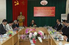 Des dirigeants vietnamiens multiplient les rencontres avec les électeurs