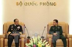 Les marins vietnamiens et indonésiens approfondissent leur coopération