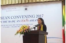 Ouverture de la 3e conférence consacrée au projet INELI-ASEAN à Hanoi